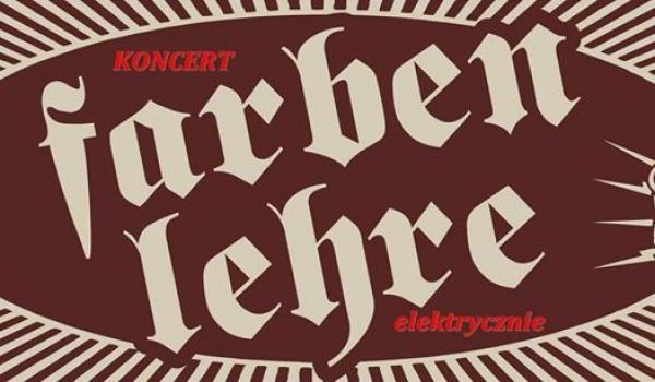 Going. | Farben Lehre + Last Road - Scenografia