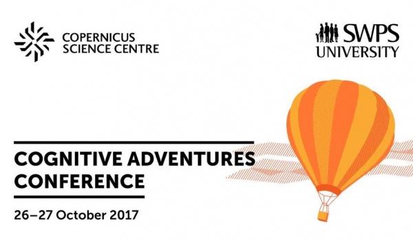 Going. | Cognitive adventures | Przygody umysłu 2017 - Centrum Nauki Kopernik