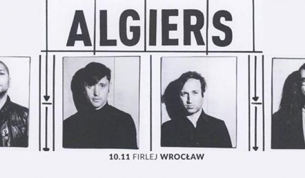 Going. | Algiers - Klub Firlej