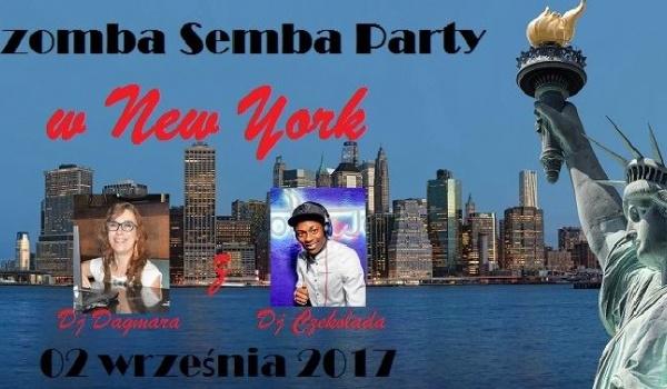 Going. | Kizomba Semba Party W Klubie Muzycznym New York W Łodzi