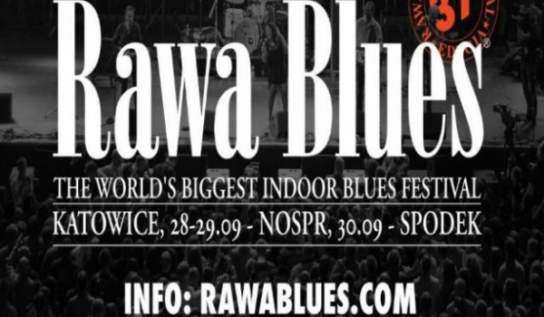 Going. | Rawa Blues Festival