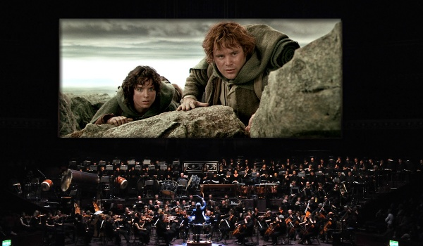Going. | The Lord of The Rings in Concert - Spodek