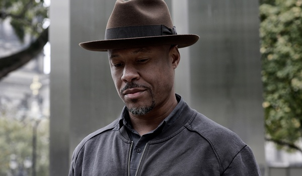 Going. | Robert Hood live / Audioriver Festiwal - T-Mobile Electronic Beats Stage