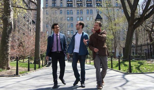 Going. | Tal Blumstein Trio