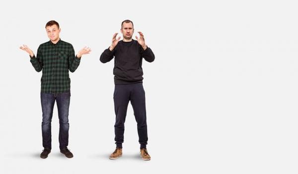 Going. | Stand-up Polska prezentuje: Wojtek Fiedorczuk i Błażej Krajewski