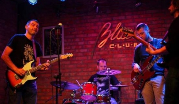 Going. | Jam Session Bluesowe z Water Jug