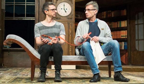Going. | 19. Letni Ogród Teatralny: Nic nie gra