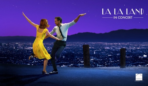 Going. | La La Land In Concert