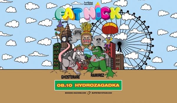 Going.   Fat Nick, Ghostemane - Hydrozagadka