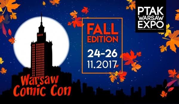 Going. | Warsaw Comic Con - Piątek - Ptak Warsaw Expo