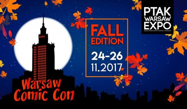 Going. | Warsaw Comic Con - Niedziela