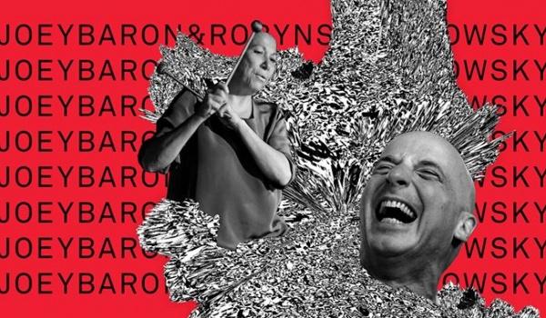Going. | 13th Mózg Festival: Joey Baron & Robyn Schulkowsky - Studio Polskiego Radia im. Władysława Szpilmana