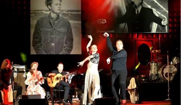 Going. | Spotkanie Z Poezją W Rytmie Flamenco / Koncert Aire Andaluz