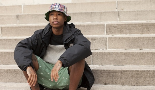 Going. | Rejjie Snow - Hip Hop Kemp