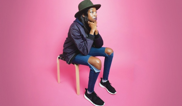 Going. | Little Simz - Hip Hop Kemp