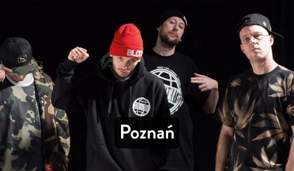 Going. | Koncert przeniesiony / Ero Pono HZD/Hazzidy Szczur #SzlagierTour x Poznań x U Bazyla - Klub u Bazyla
