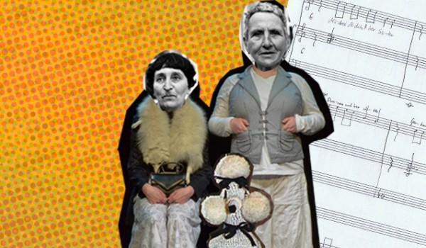 Going. | Gertruda Stein & Alicja B. Toklas & Wiele Wiele Kobiet - Teatr Druga Strefa