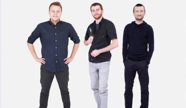 Going. | Stand-up Polska prezentuje: Kopiec, Kutek i Popek