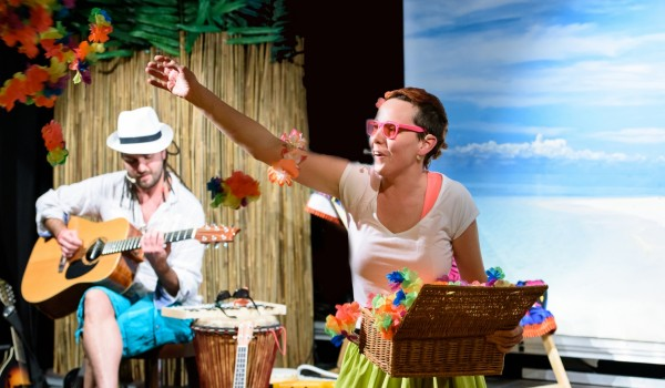 Going. | Bossa Noga - Teatr Małego Widza