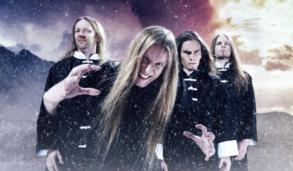 Going. | Wintersun + Whispered, Black Therapy