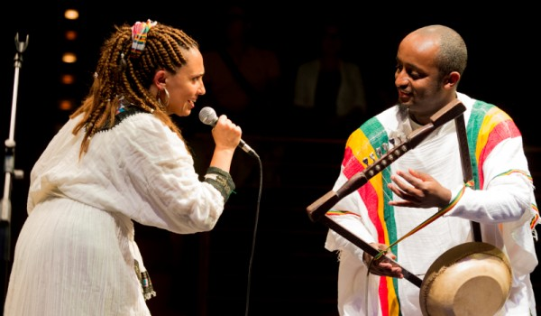 Going. | Before WOMEX 2017: Atse Tewodros Project