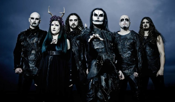 Going. | Cradle Of Filth + Moonspell - B90