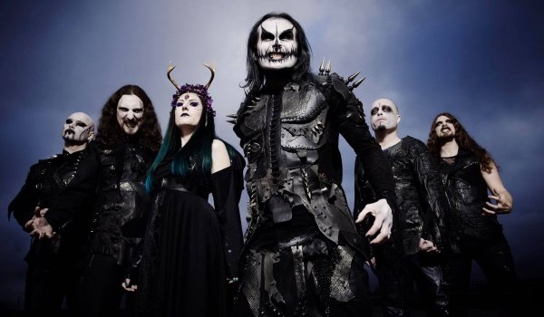 Going. | Cradle Of Filth + Moonspell - Klub Studencki Kwadrat