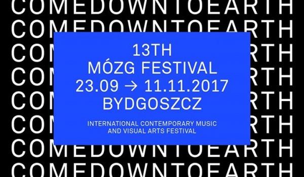Going. | 13th MÓZG Festival: Orchestra of New Creations, Experiments and - Akademia Muzyczna im. Feliksa Nowowiejskiego w Bydgoszczy