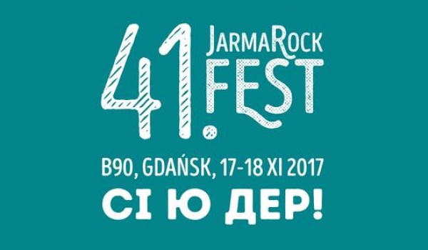 Going. | 41. JarmaRock Fest - B90