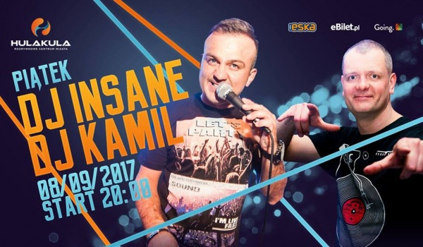 Going. | DJ Insane rozkręca imprezę w Hulakula! - Hulakula Rozrywkowe Centrum Miasta