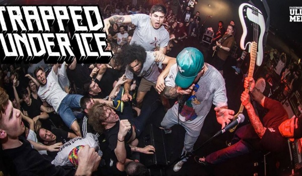 Going. | Trapped Under Ice + World Eater - Pogłos