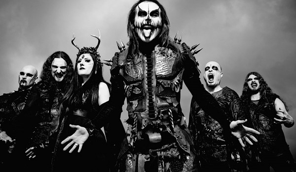 Going. | Cradle Of Filth + Moonspell