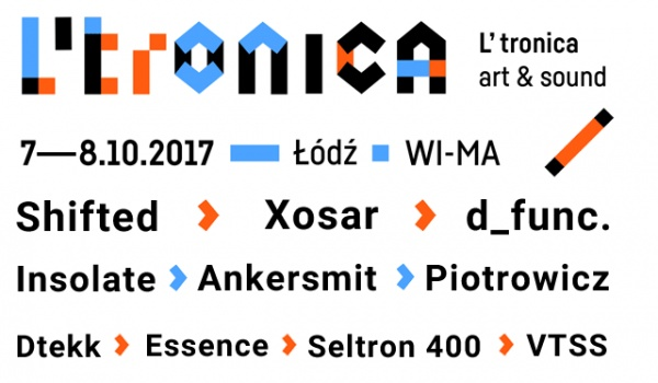 Going.   L'tronica festiwal - WI-MA