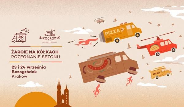 Going. | Żarcie Na Kółkach: Pożegnanie Sezonu w Bezogródku - Bezogródek Food Truck Park