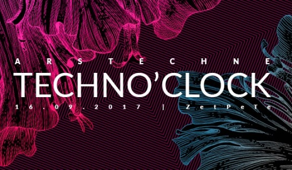 Going. | ArsTechne | Techno'clock - Zet Pe Te