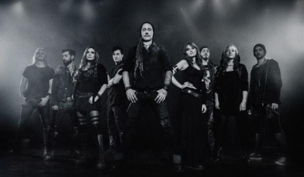 Going.   Eluveitie + Silent Circus