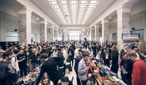 Going. | Sneakerness Warsaw 2017 - Pałac Kultury i Nauki