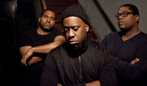 Going. | ROBERT GLASPER TRIO / WWW 2018 before party