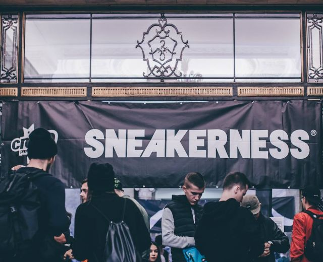 Going. | Sneakerness Warsaw 2017