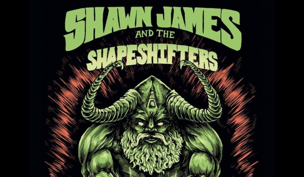 Going.   Shawn James & The Shapeshifters - Hydrozagadka