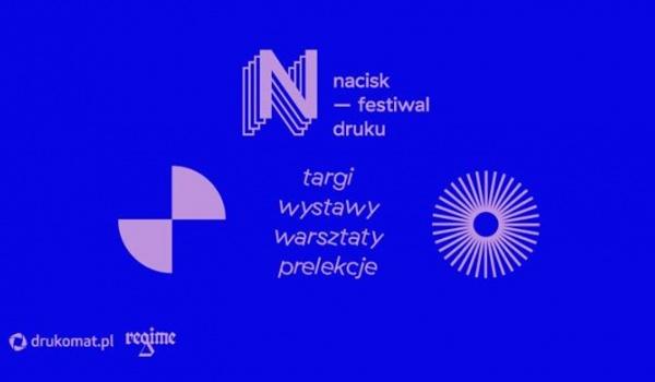 Going. | Nacisk - I festiwal druku