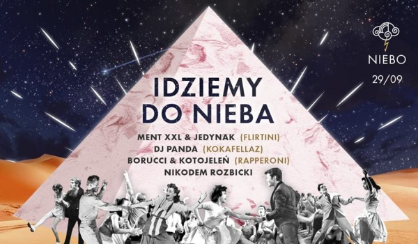 Going. | Idziemy do Nieba!