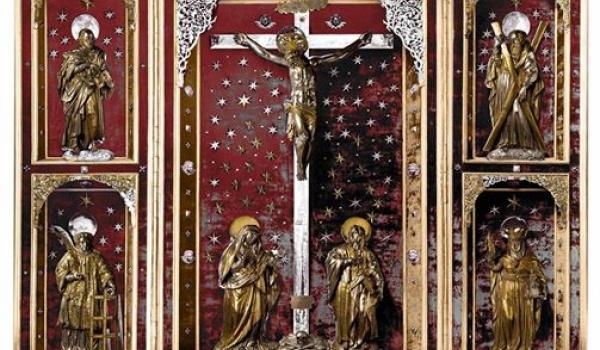 Going. | Opowieść o księciu, staroście i biskupie - spacer - Muzeum Narodowe we Wrocławiu