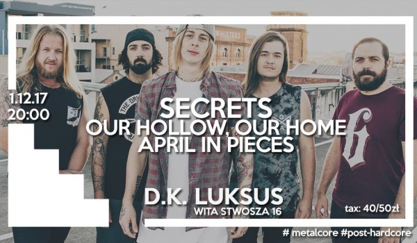 Going. | Secrets / Our Hollow, Our Home