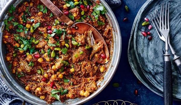 Kuchnia Marokańska Harira Tadżin I Sfenj Wtorek 12 Września 2017