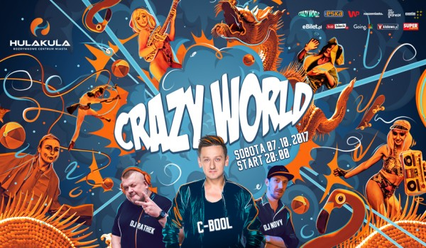 Going. | Crazy World & C-BooL | Have fun in the jungle!