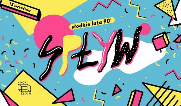 Going. | SPŁYW - słodkie lata 90' - Hocki Klocki nad Wisłą
