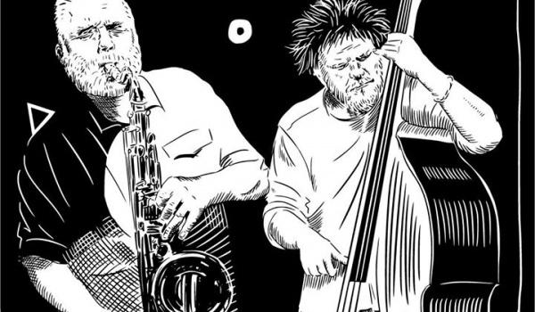Going. | SuperSam +1: Peter Brötzmann / Sławek Janicki