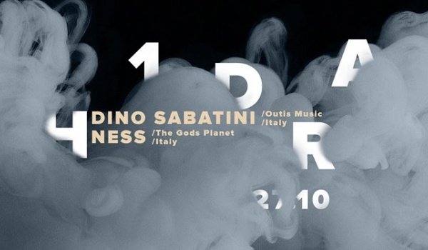 Going. | H1DRA I Dino Sabatini & Ness + guests - Hydrozagadka