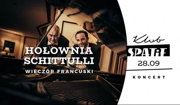 Going. | Bogdan Hołownia & Chris Schittulli • Wieczór Francuski